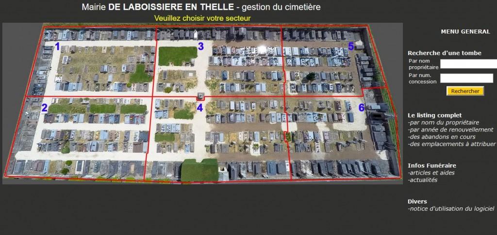 gestion cimetière Oise