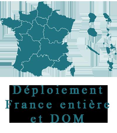 Logiciel cimetiere France et DOM